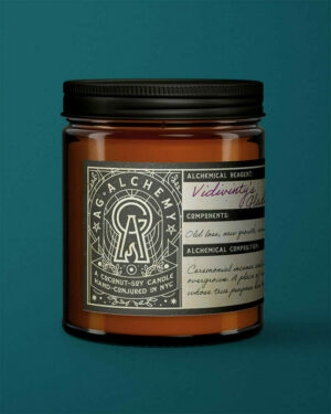 AG Alchemy Candle: Vidivinty's Glade