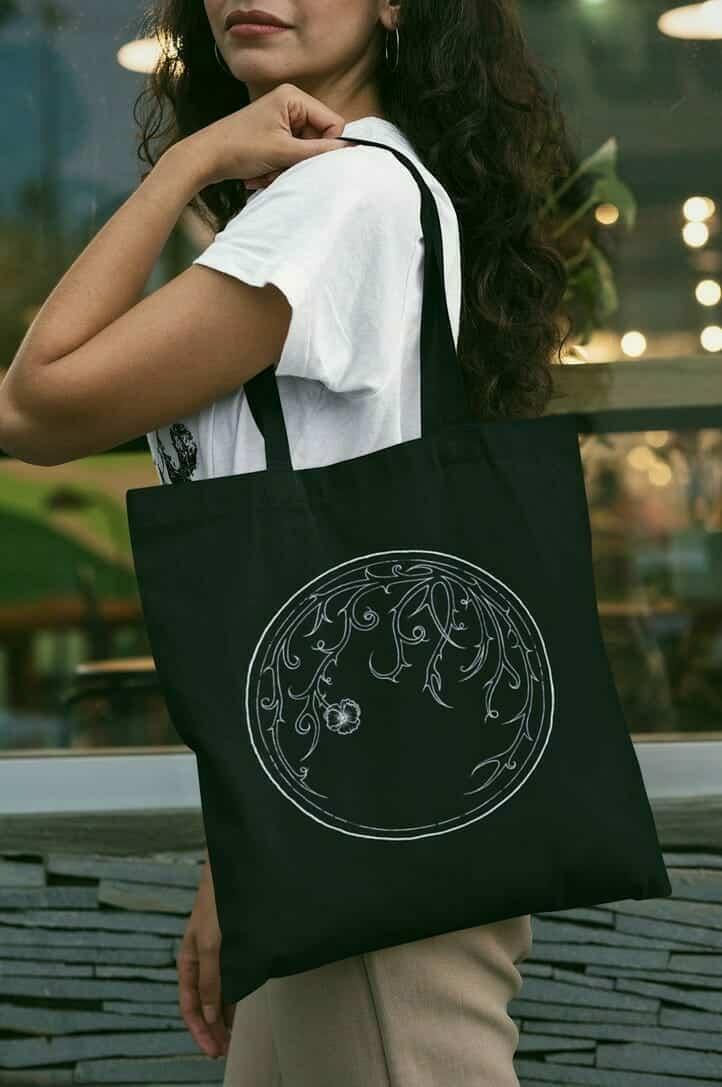 Terrarium Tote Bags