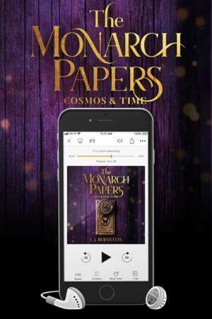The Monarch Papers: Cosmos & Time – Audiobook